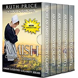 An Amish Country Calamity 5-Book Boxed Set by [Price, Ruth, Carmichael, Sarah]