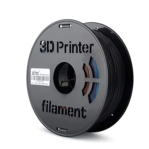 Shoieor Impresora 3D FDM 1KG / Spool Filamento PLA 1.75mm Color ...
