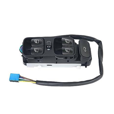 Fensterheber Schalter Schaltelement für MB C-Klasse W203 2038200110 NEU