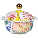 PiP studio-sucrier sugar bowl bleu royal