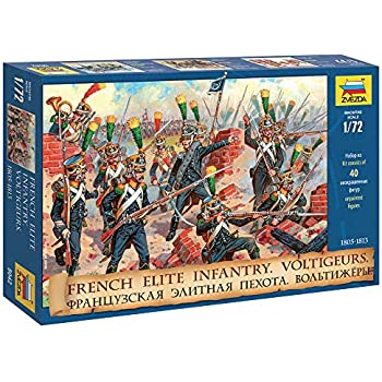 Amazon com: French Infantry of The Napoleon war Period, Italeri