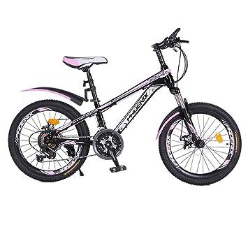 Wangkai Bicicleta Montaña Frenos de Doble Disco Delanteros y ...