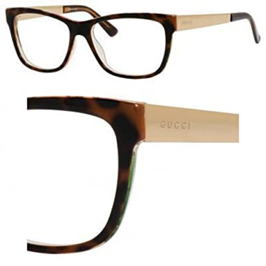 84c0e20db8 Amazon.com  Gucci 3741 Eyeglasses Color 02EZ 00  Clothing