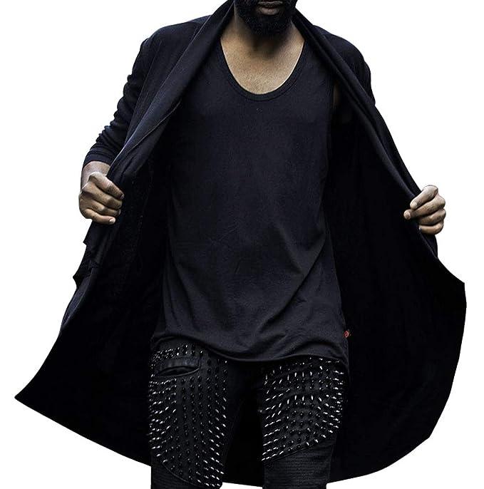 Amazon.com: byther de los hombres Fashion avant-grade ...