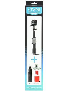Pack Accessoires Waterproof para GoPro/Perche Insert mando a distancia/mango Grip Bobber/parche antivaho/flotador Attache 3 m - ovni con: Amazon.es: ...