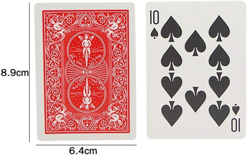 Poker Magic Trick Elastische Stretch unsichtbare versteckte Spule Faden Schlaufen Magic Requisiten Kinderspielzeug Erwachsene