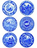 "Blue Room 11.5"" Traditions Plate Set (Set of 6)"