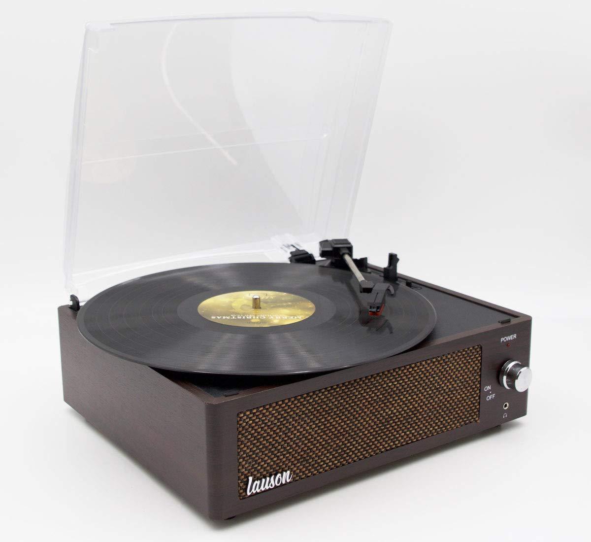 Amazon.com: Lauson XN5 - Reproductor de vinilos con altavoz ...