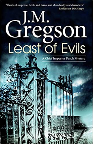 Book Least of Evils (Detective Inspector Peach Mysteries)