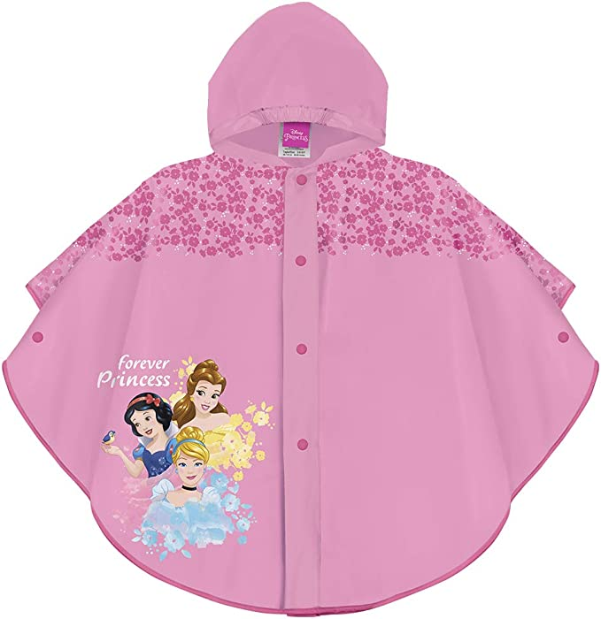 Toddler Girls Minnie Mouse Handmade Fleece Cape Coat Poncho Various Sizes NEW