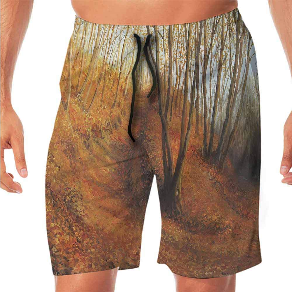 ScottDecor Quick-Dry Beach Swim Shorts Coral,Skull and Corals Juniors Shorts