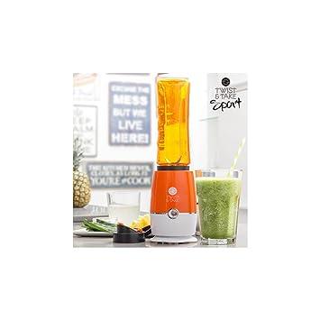 Appetitissime Twist & Take Sport Batidora de Vaso con Accesorios, 180 W, Plástico,