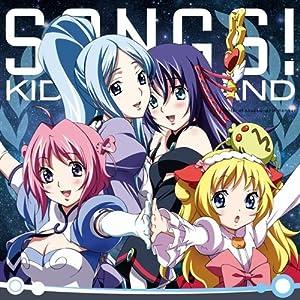 キディ・ガーランド CD