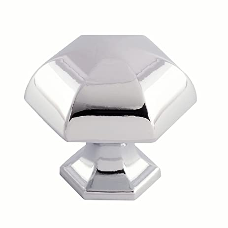 southern hills polished chrome cabinet knobs pack of 5 cupboard knobs kitchen drawer