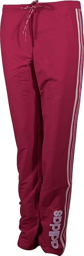 adidas YR - Pantalones de chándal para Mujer, Color Rojo, Mujer ...