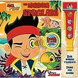 Telescope Book Disney Jake & the Neverland Pirates