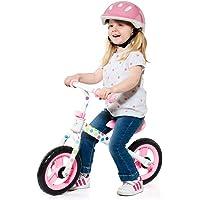 Bicicleta sin Pedales Infantil Minibike Rosa - sin