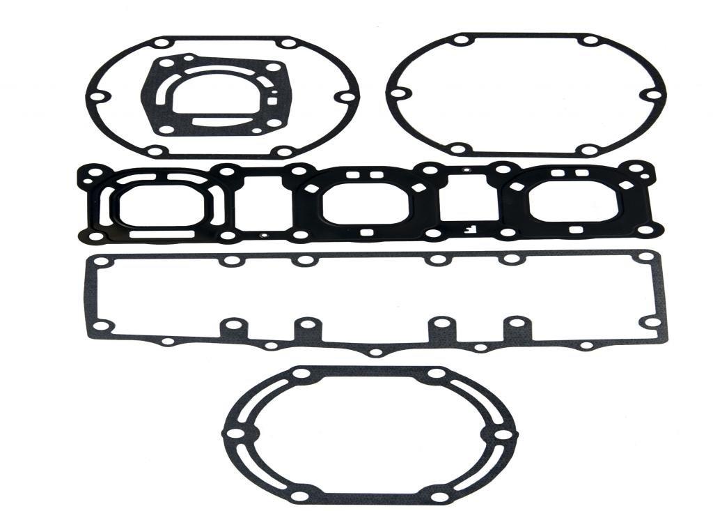 Yamaha 1200 Non-PV Exhaust Gasket Kit GP1200/Exciter 270/Exciter SE/XL 1200/LS 2000/SUV/LX 2000/Runner SUV 1200/Runner XLT 1200/AR210/LS210/LX210 1997 1998 1999 2000 2001 2002 2003 2004 2005