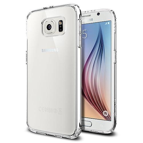 Coque Transparente Samsung Galaxy S6: Amazon.fr