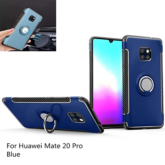 Amazon.com: Huawei Mate 20 Pro case,Silicone Shockproof Car ...