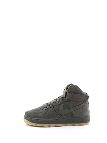 more photos a537b fdcca Nike Men s Air Force 1 High Lv8 (gs) Fitness Shoes, Multicolour Sequoia