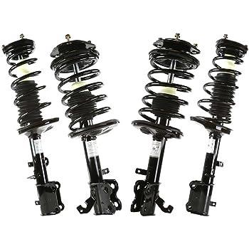 Prime Choice Auto Parts CST008-077PR Set of 4 Complete Strut Assemblies