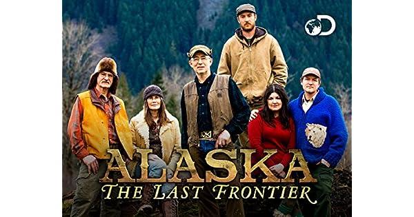alaska: the last frontier blood, sweat & beers