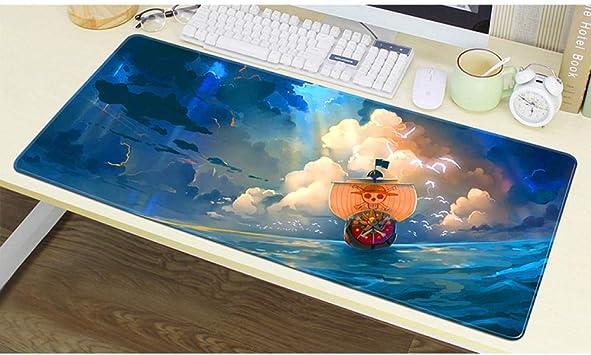 Alfombrillas De Ratón One Piece Gaming Mouse Pad 80X30Cm Gran ...