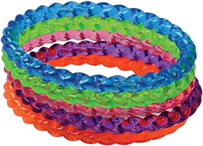 U.S. Toy VL31 Crystal Bracelets(24 Piece)