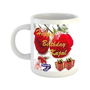 Buy Happy Birthday Kajal Online At Low Prices In India Amazon In