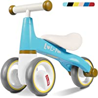 LOL-FUN Baby Balance Bike for 1 Year Old Boy and Girl Gifts Toddler Ride On Toys, Baby Bike for One Year Old Boy First…