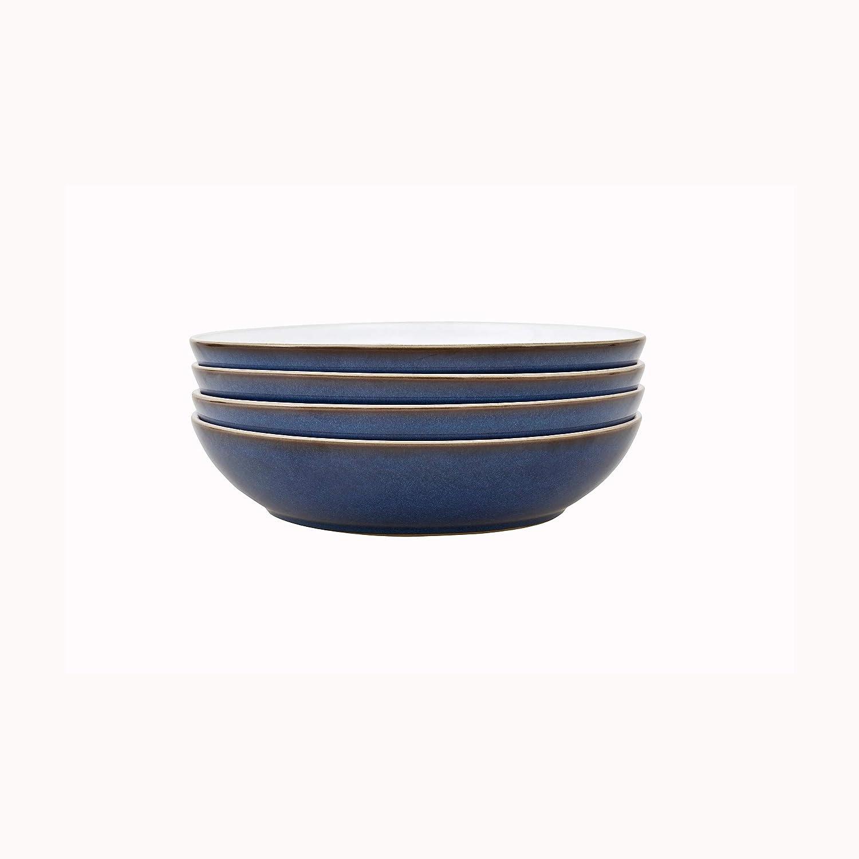 Denby Pasta Bowl Set, Imperial Blue, Set of 4 001044044