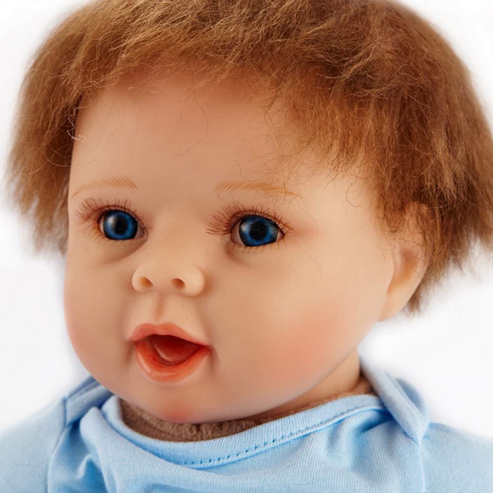 Amazon.com: TECHLINK - Muñeca de bebé renacido con boca ...