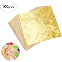 IWILCS - 100 hojas de papel de aluminio
