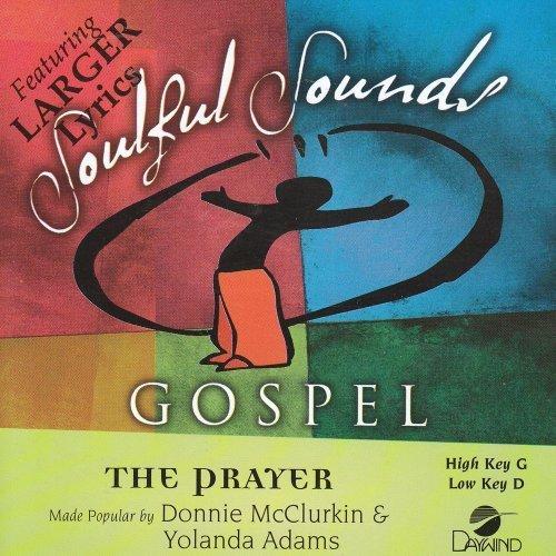 Prayer [Accompaniment/Performance Track] by Made Popular By: Donnie McClurkin & Yolanda Adams (2008-05-01)