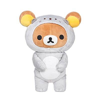 "Rilakkuma San-X Licensed Sea Otter Plush Doll - 13"": Toys & Games"