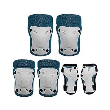 Schutzausrüstung Set SCHONERSET Knieschoner für Kinder Handgelenkschoner Nils