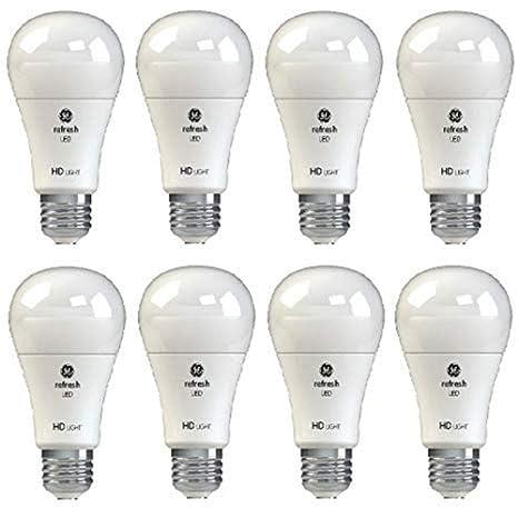 GE Refresh bombilla LED de alta definición 10.5-watt 5000 K luz Energetic 800-