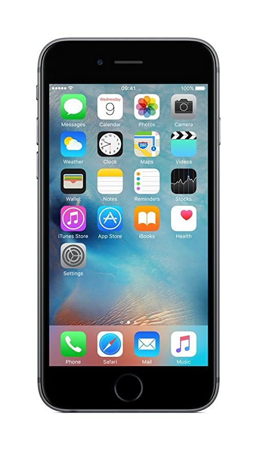 7da748c6b Apple iPhone 6s Grigio Siderale 128GB (Ricondizionato): Amazon.it ...