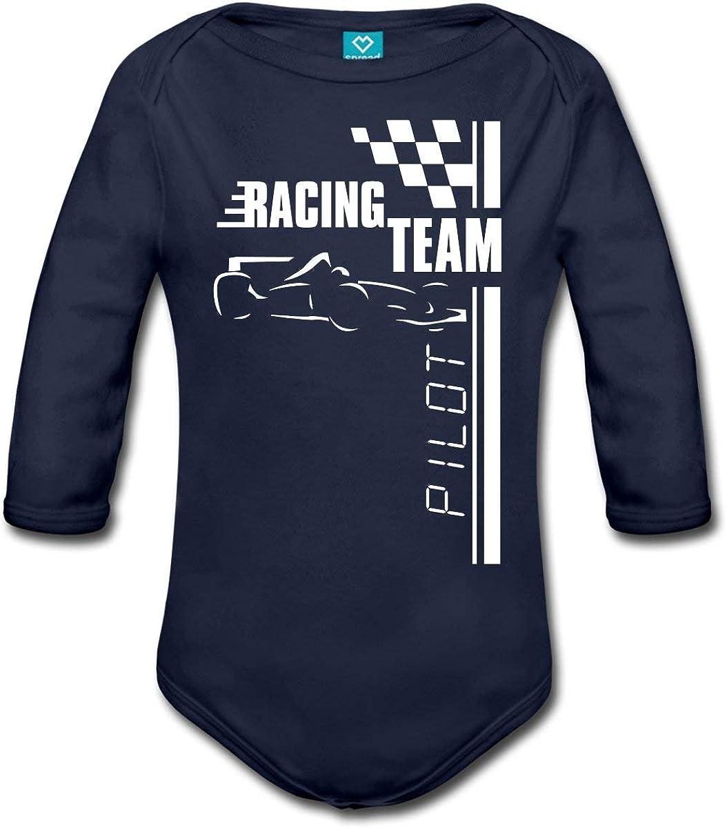 Racing Team Pilot Body B/éb/é Bio Manches Longues