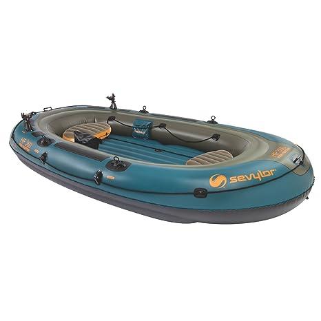 SEVYLOR Fish Hunter 360 - Barco de Pesca para 6 Personas con ...