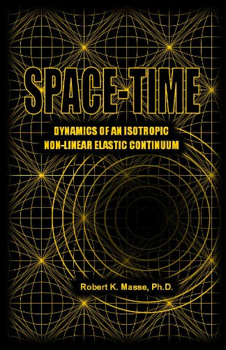 Spacetime: Dynamics of an Isotropic Nonlinear Elastic Continuum