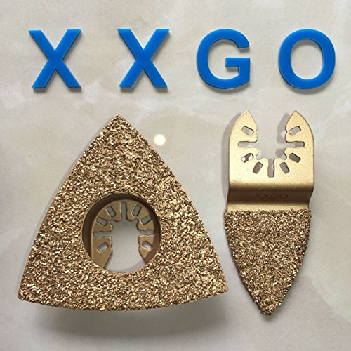 xxgo-2-pcs-mixed-carbide-triangular-finger-grit-grout-rasp-oscillating-multi-tool-quick-release-saw-