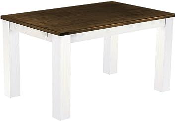 Brasil Meubles Table de Salle à Manger, en Bois de pin ...