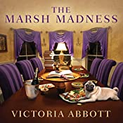 The Marsh Madness: Book Collector Mystery Series #4 | Victoria Abbott