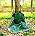 SLOW-RELEASE TREE WATERING BAG - Reliable Watering Bag With a Drip System - Gift Tree/Christmas Tree Water Ball - Perfect For Ginger Plants and Fruit Trees - Long-Lasting 20-Gallon PVC Heavy Bag
