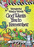 img - for Wonderful Wacky Words God Wants You to Remember book / textbook / text book