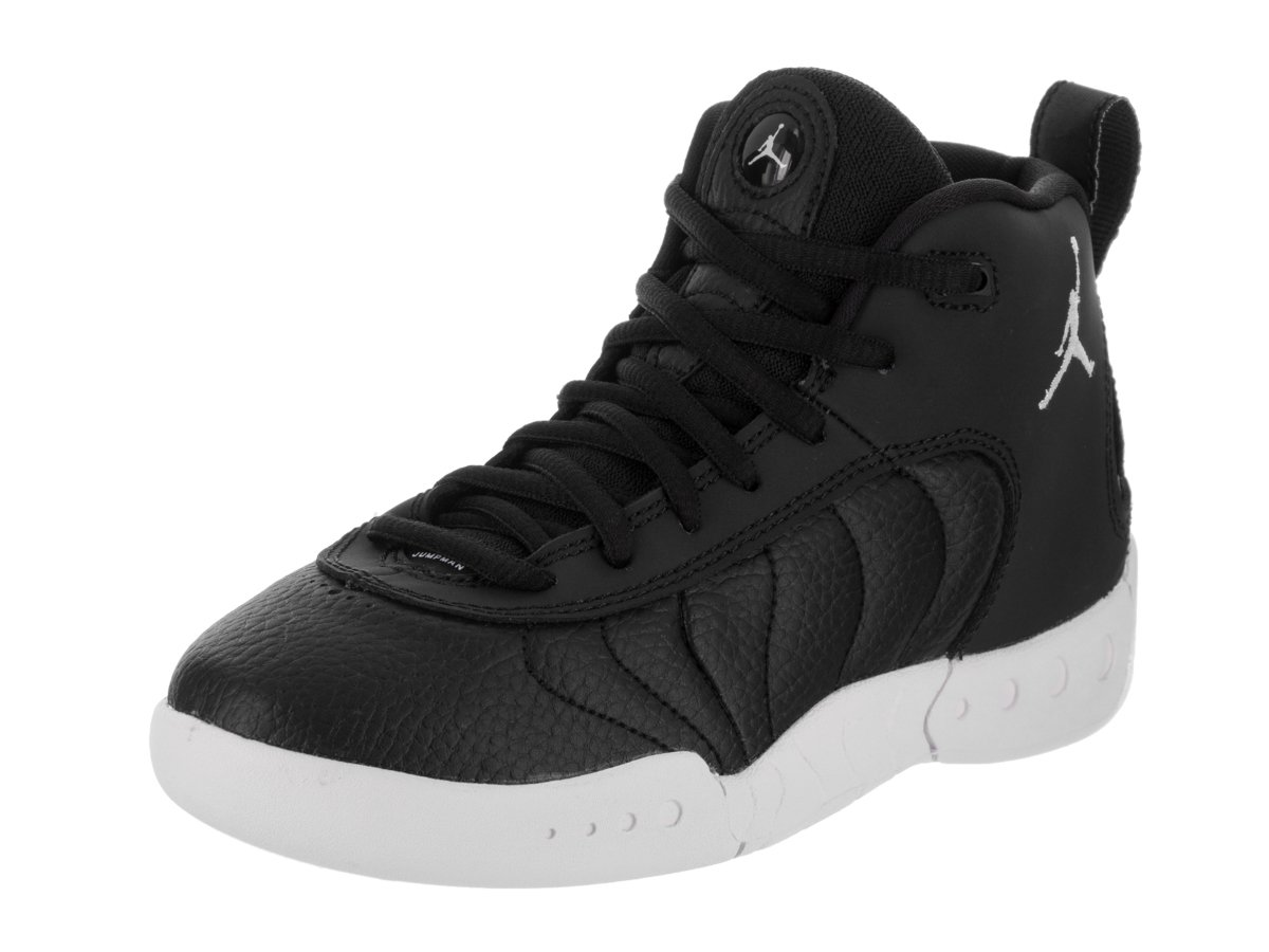Jordan Jumpman Pro Black/White (Little Kid) (3 M US Little Kid) by Jordan