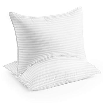 2-Pack Luxury Plush Gel Pillow Beckham Hotel Collection Gel Pillow