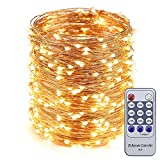 Best Outside Plug In Lights - ER CHEN(TM) 165ft Led String Lights,500 Led Starry Review